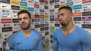 Jesus and Silva hail City performance
