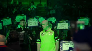 Beer thrown at MVG