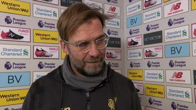 Klopp hails 'outstanding' Liverpool