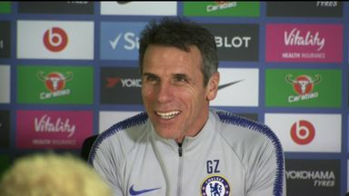 Zola: Cup draw could've been better!