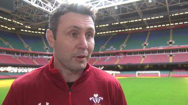 Jones and Humphreys join Wales staff