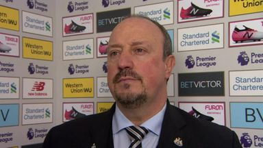 Benitez: Second goal was crucial