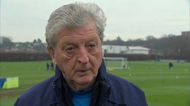 Hodgson: Palace no longer selling club