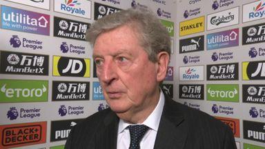 Hodgson: We didn't deserve anything