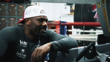 Whyte vs Chisora 2: Training Day