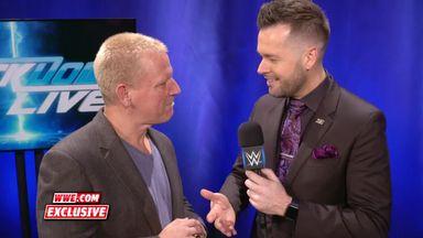 Jarrett can't wait for TLC match