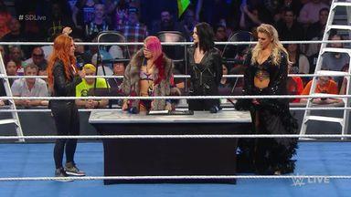 Women's TLC Match made official