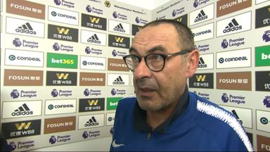 Sarri: I don't know what happened