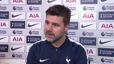 Poch: We fully deserved the victory