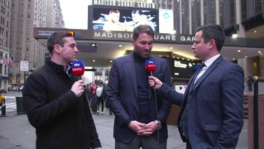 Hearn: Rocky is not overawed