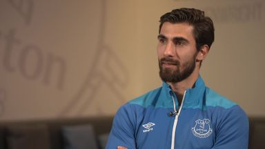 'Everton brings me freedom and joy'