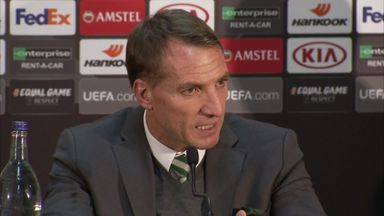 Rodgers delights in EL qualification