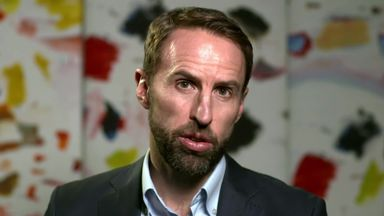 Southgate: England's next young stars