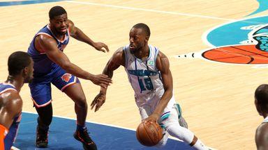 Knicks 126-124 Hornets (OT)