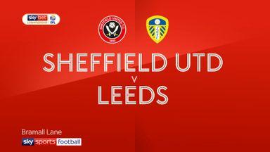 Sheff Utd 0-1 Leeds