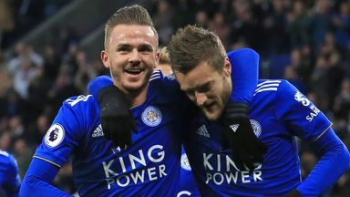 Leicester 2-0 Watford
