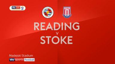 Reading 2-2 Stoke