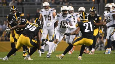 Chargers 33-30 Steelers