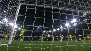 Torreira's overhead-kick winner