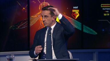 Neville praises Alisson impact