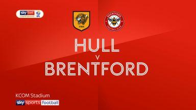 Hull 2-0 Brentford