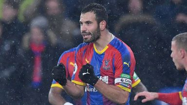 Crystal Palace 1-0 Leicester
