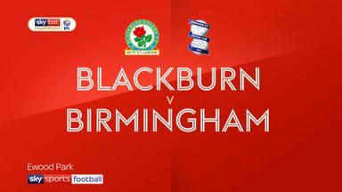 Blackburn 2-2 Birmingham