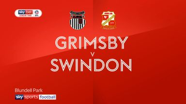 Grimsby 2-1 Swindon