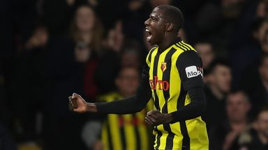 Watford 1-1 Newcastle