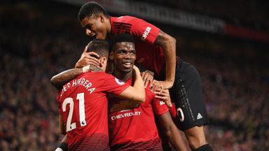 Manchester Utd 4-1 Bournemouth