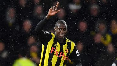 Can Watford keep hold of Doucoure?