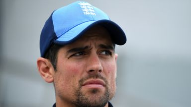 Cook: England are World Cup favourites