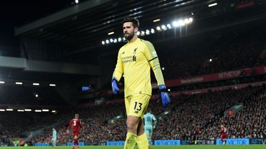 Alisson: We believe we can win PL