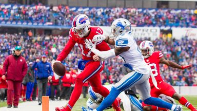 Allen runs in opening Bills TD