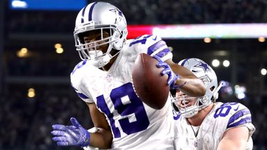 Cooper's game-winning TD for Cowboys