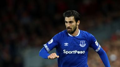 Can Everton keep Andre Gomes?