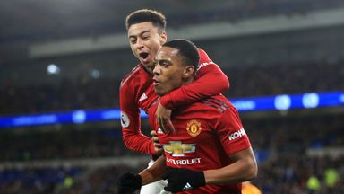 Can Utd cope without Martial, Lingard?