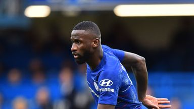 Rudiger: Confidence key for Chelsea