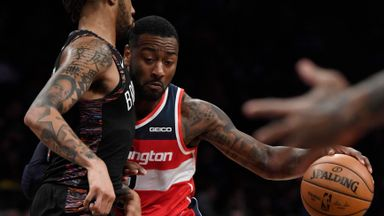 Wizards 108-125 Nets