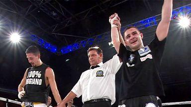 Hughes proud of emotional win