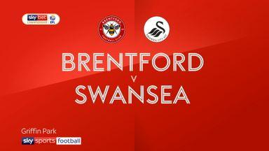 Brentford 2-3 Swansea