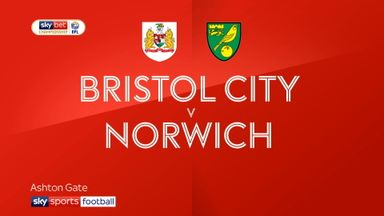Bristol City 2-2 Norwich