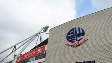 'Clock is ticking for Bolton'