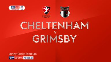 Cheltenham 2-1 Grimsby