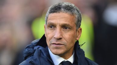 Hughton: Youth teams our focus