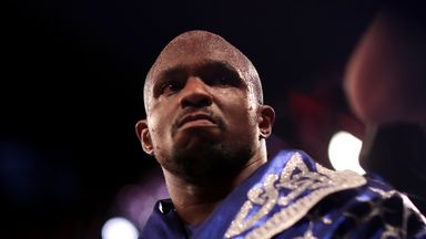 Whyte's three-man shortlist