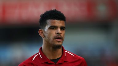 Palace will not pursue Solanke deal