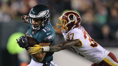 Redskins 13-28 Eagles