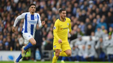 Sarri: Hazard injury not serious