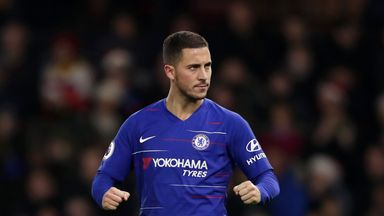 Sarri: Hazard's not a leader